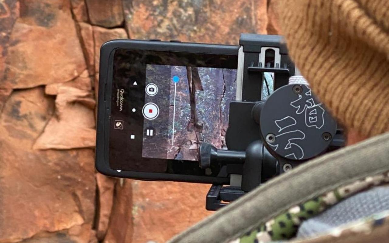 Qualcomm membanggakan kemampuan merekam video Snapdragon 865 8K