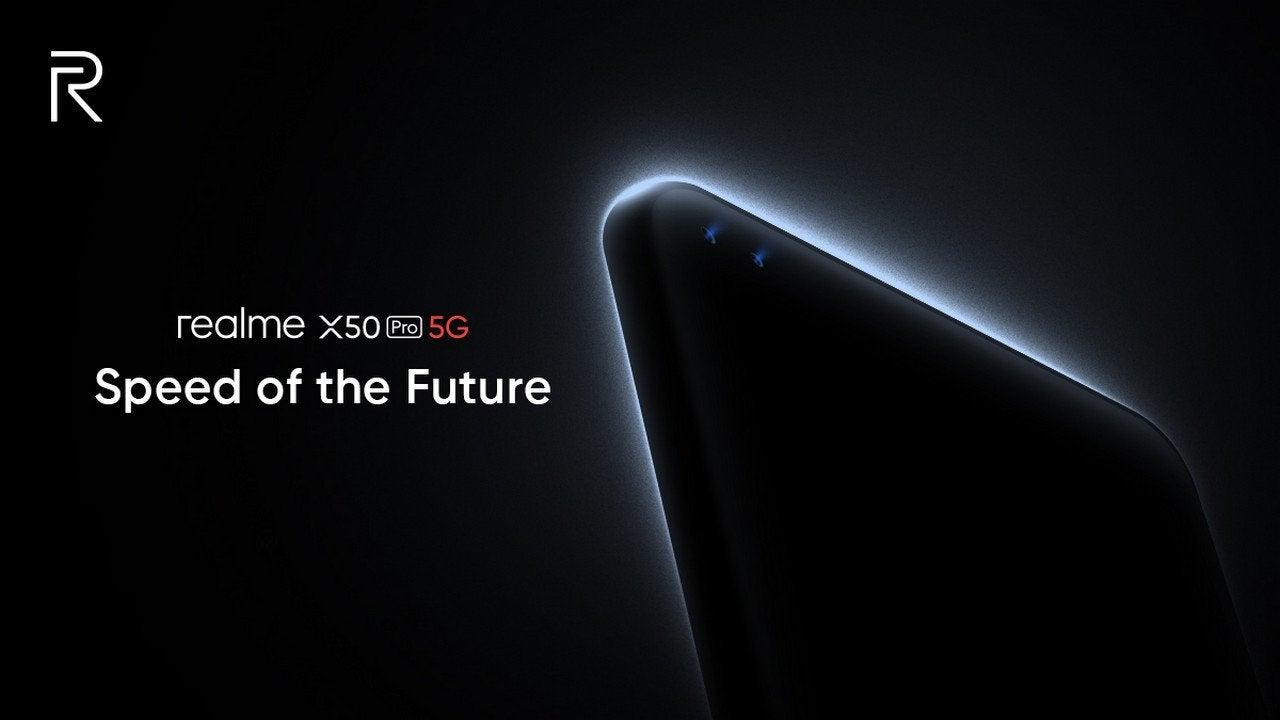 Realme X50 Pro: tanggal acara streaming dan semua yang kami tahu