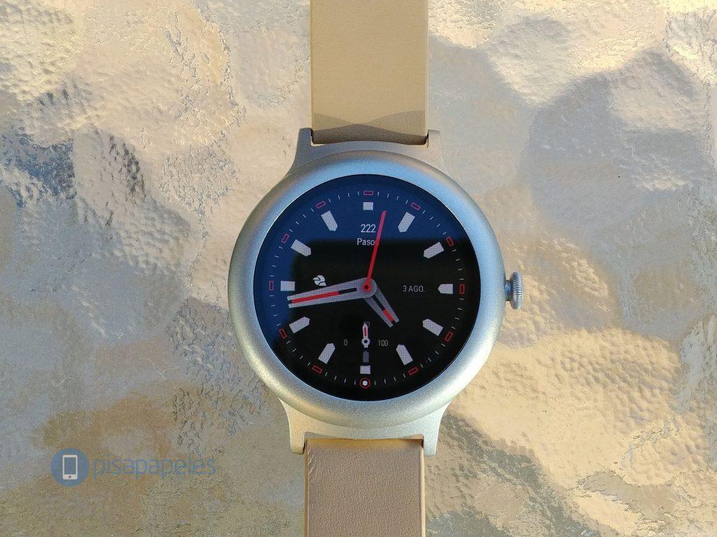 Tinjau LG Watch Style 1