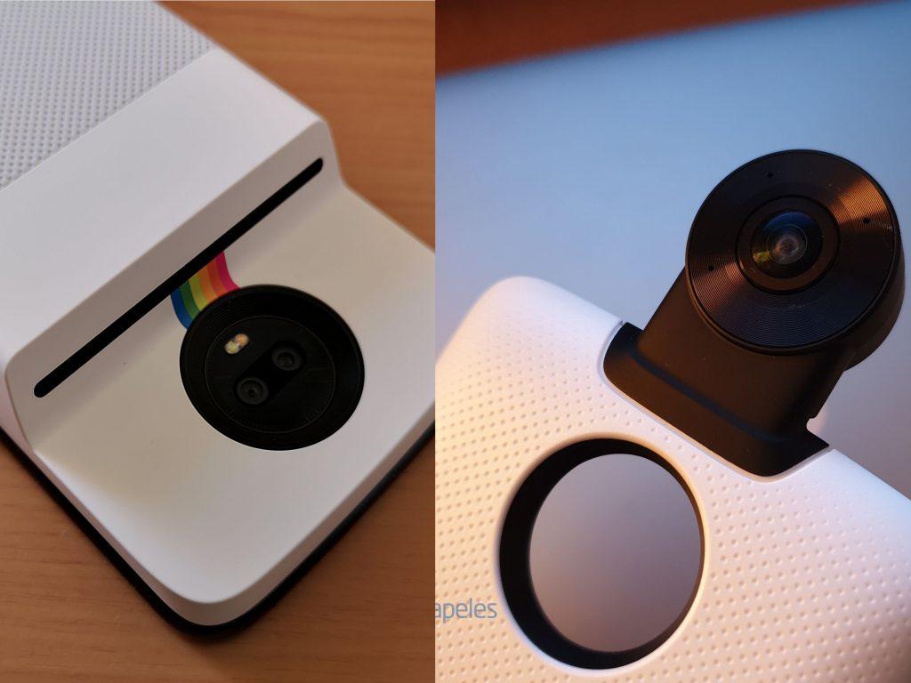 Tarkista Polaroid Motorola Moto Mods 360 + Insta-Share -kamera
