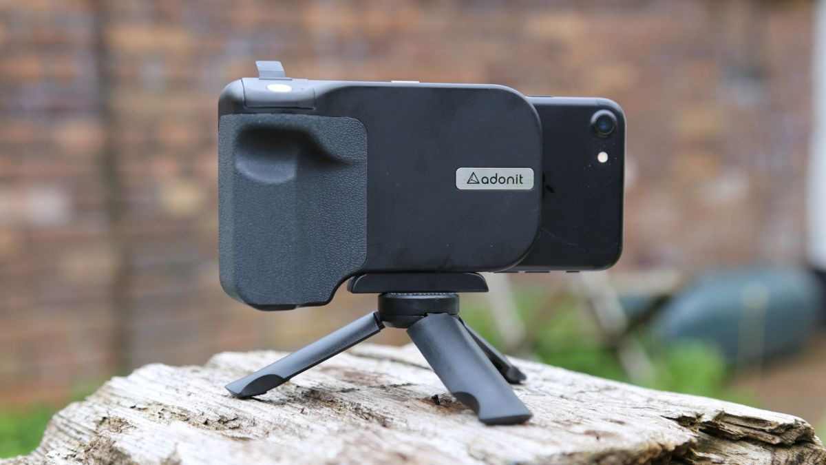 Adonit PhotoGrip Qi Review | Kameran maailma …
