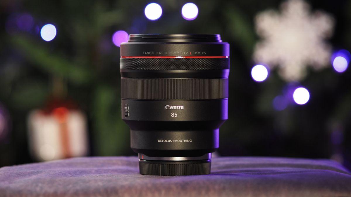 Ulasan Canon RF 85mm f / 1.2L USM DS 1