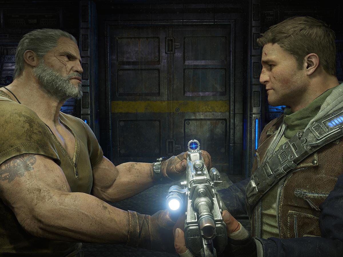 Ulasan Gears of War 4 1
