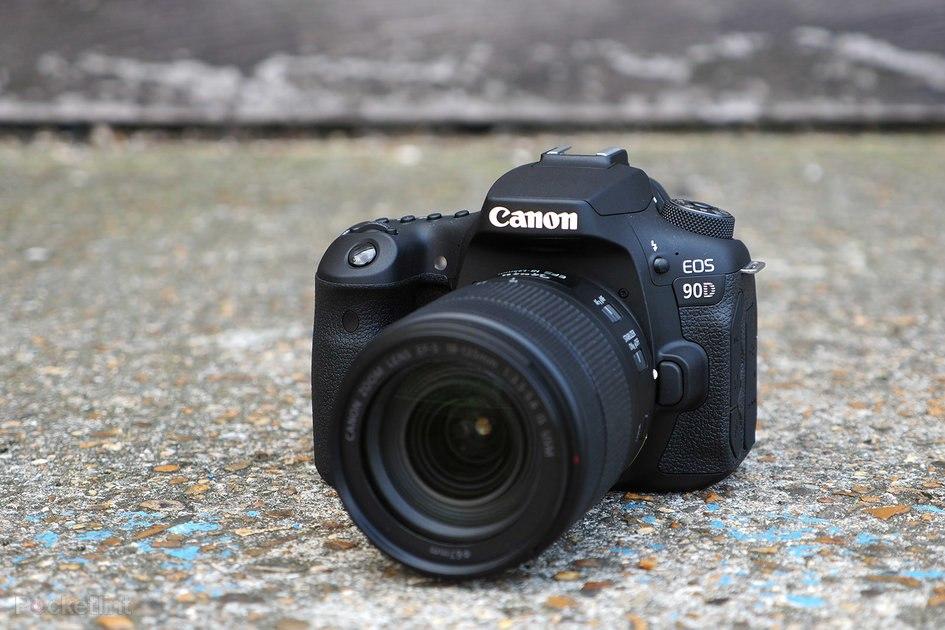 Canon EOS 90D Revue initiale: & # 039; Middle Class Master & # 039; revenir avec une résolution ... 1