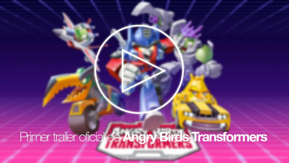 Rovio menerbitkan trailer resmi pertama dari Angry Birds Transformers 1