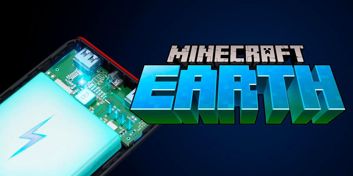 Mene ulos pelaamaan Minecraft Earthia ja älä lopu …