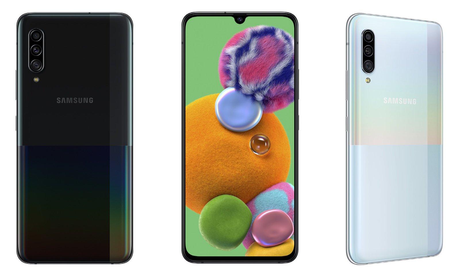 Samsung Galaxy A90 5G adalah smartphone berbiaya rendah 5G pertama 1