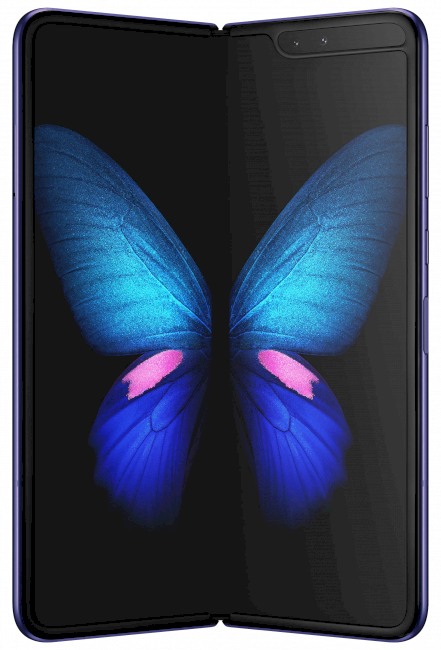 Samsung Galaxy Fold  video tutorial diperbarui untuk mencerminkan perubahan desain