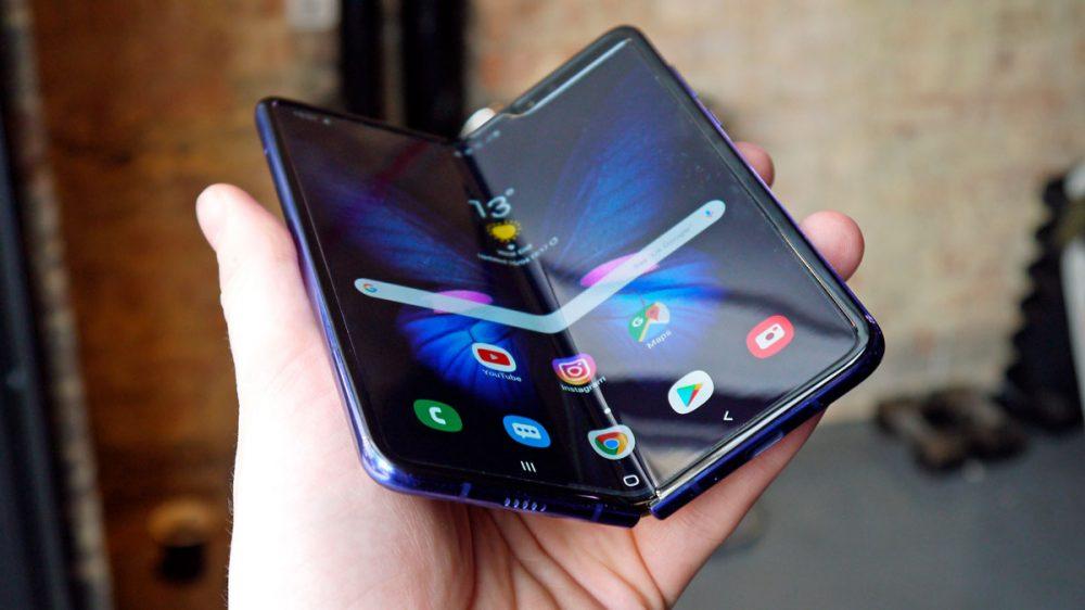 Samsung Galaxy Fold                saapuu muutamassa päivässä