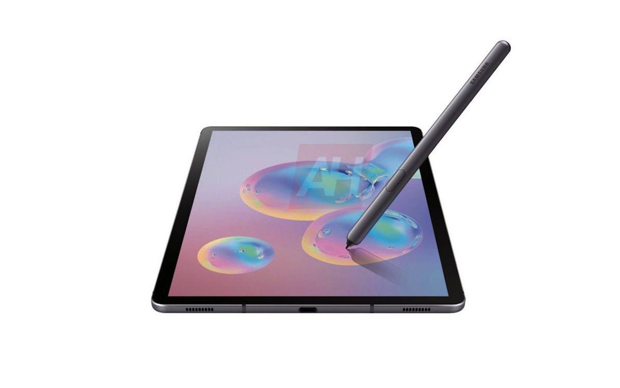 Samsung Galaxy Tab S6 sẽ có pin lớn hơn nhưng nhẹ hơn 3