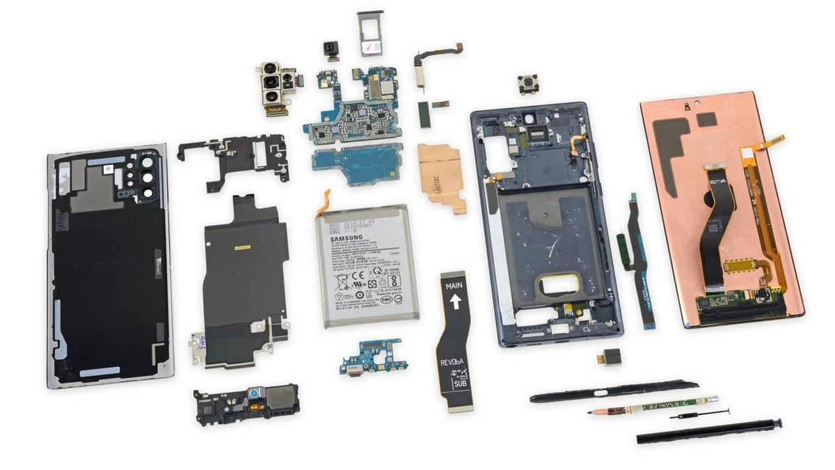 Samsung Galaxy Note        10+ 5G: n parannuspisteet …