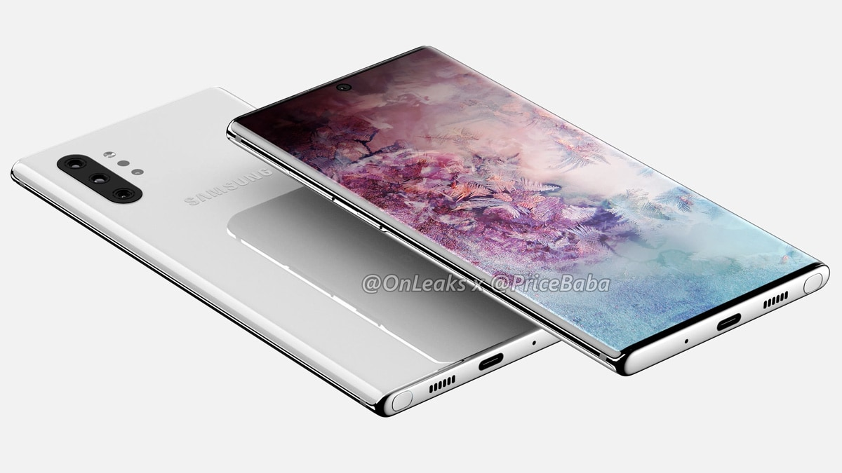 Samsung Galaxy Note 10 May Feature ToF Sensor, Supply Partner Tips