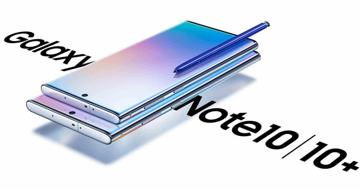 Galaxy Note                10: llä on nopeampi muisti …