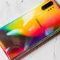 Samsung Galaxy Note    10 es perfecto para teléfonos zurdos