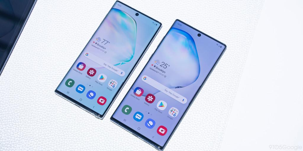 Samsung Galaxy Note  10 berita menarik: Baja tahan karat, menu daya, permainan, dan banyak lagi
