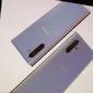 Samsung Galaxy Note    Se anunciaron 10 series en dos tamaños, sin conector para auriculares, $ 949