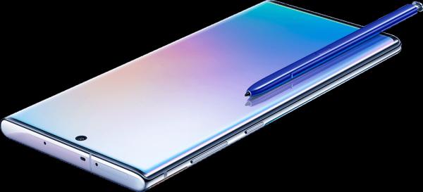 Samsung Galaxy Note10 y Note10 + son fuertes, hermosos y muy caros 1