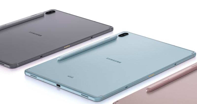 Samsung Galaxy Tab S6 Resmi Resmi; Tablet 10,5 inci dengan S-Pen, 4 speaker, dan UD Fingerprint 1