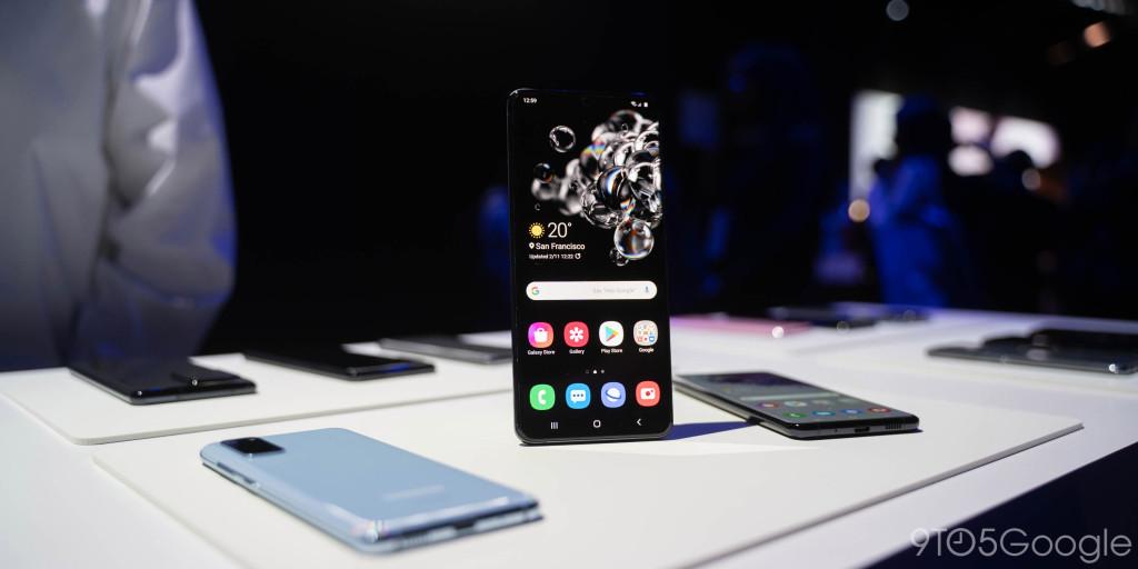 Samsung Galaxy S20 kiếm được chứng nhận sạc nhanh USB cho USB PD 3.0... 2