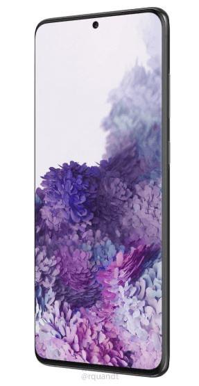 Samsung Galaxy S20 pokazano na nowym zdjęciu