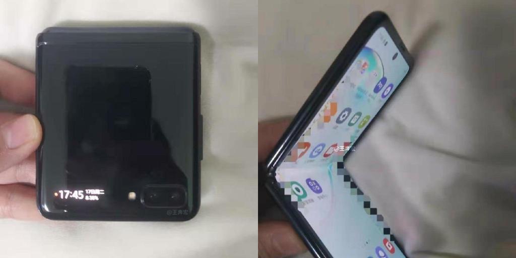 Samsung Galaxy Z Flip memiliki pemindai sidik jari tradisional, tampilan luar yang mungil