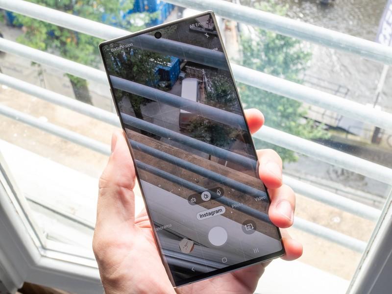 Samsung Instagram Cerita mode kamera sangat buruk, dan perbaikannya sangat sederhana 1