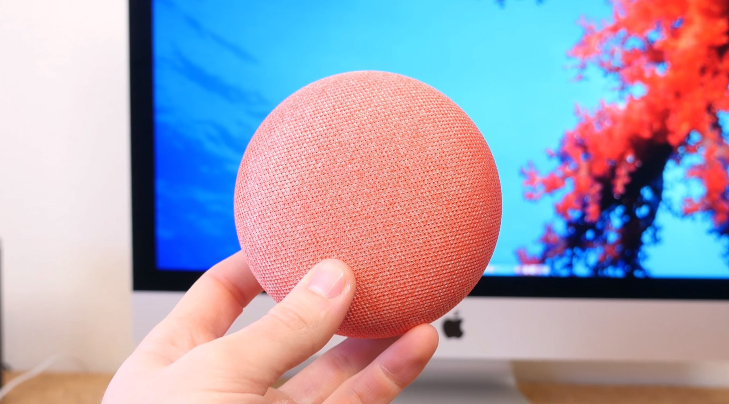 Google Home Mini baru dikatakan disebut 'Nest Mini', termasuk jack 3.5mm dan pemasangan di dinding