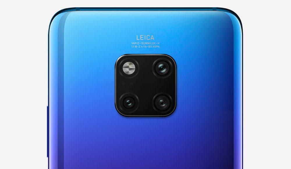 Huawei Mate 30 Pron lopullinen muotoilu paljastettiin