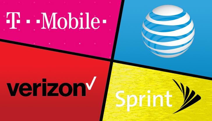 FCC dilaporkan mendenda AT&T, Sprint, T-Mobile, Verizon setidaknya $ 200 juta untuk menjual data lokasi