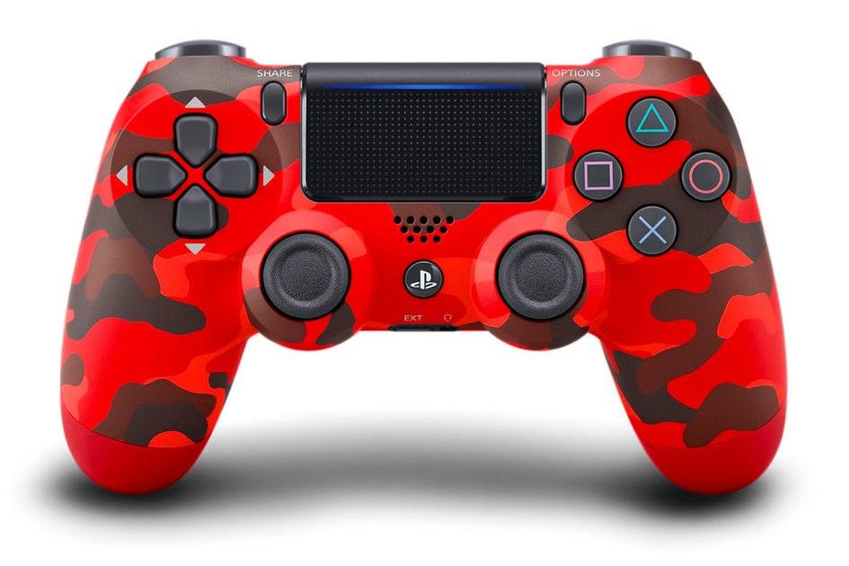 Sony PlayStation DualShock 4 Warna Baru: Rose Gold, Electric Purple, Kamuflase Merah, Titanium Biru 1