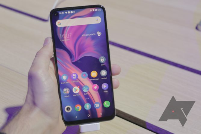 TCL Plex mendapatkan pembaruan Android 10 dengan beberapa penandaan bloatware yang tidak diinginkan