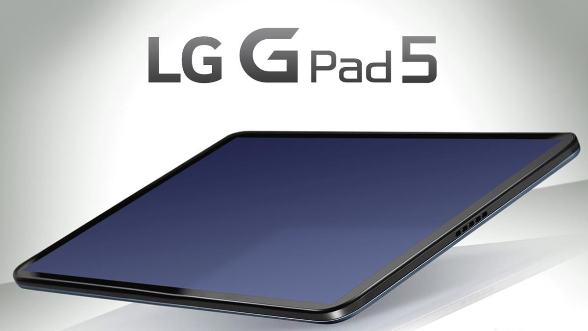 LG G Pad -tabletti 5 näytöllä 10,1 tuumaa on …