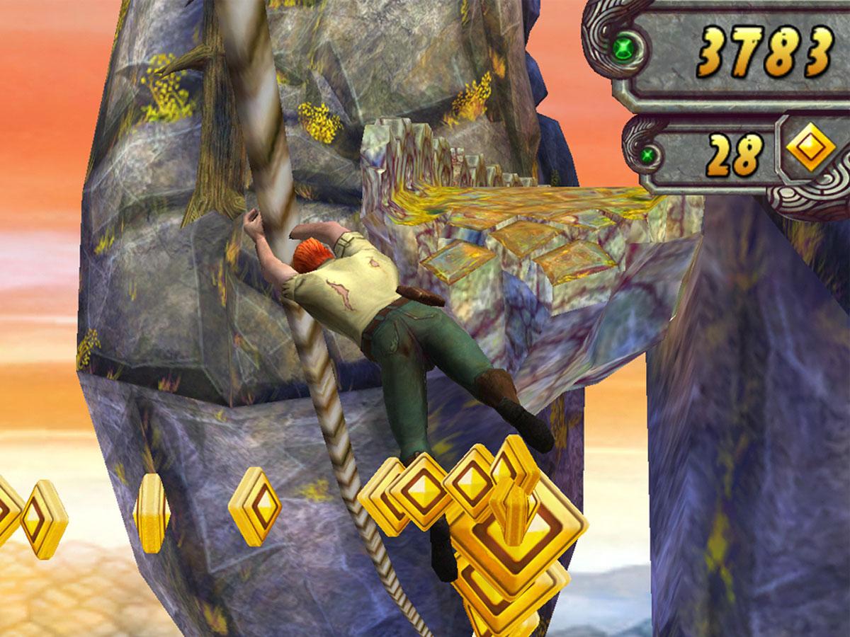Temple Run 2 ulasan   Barang 1