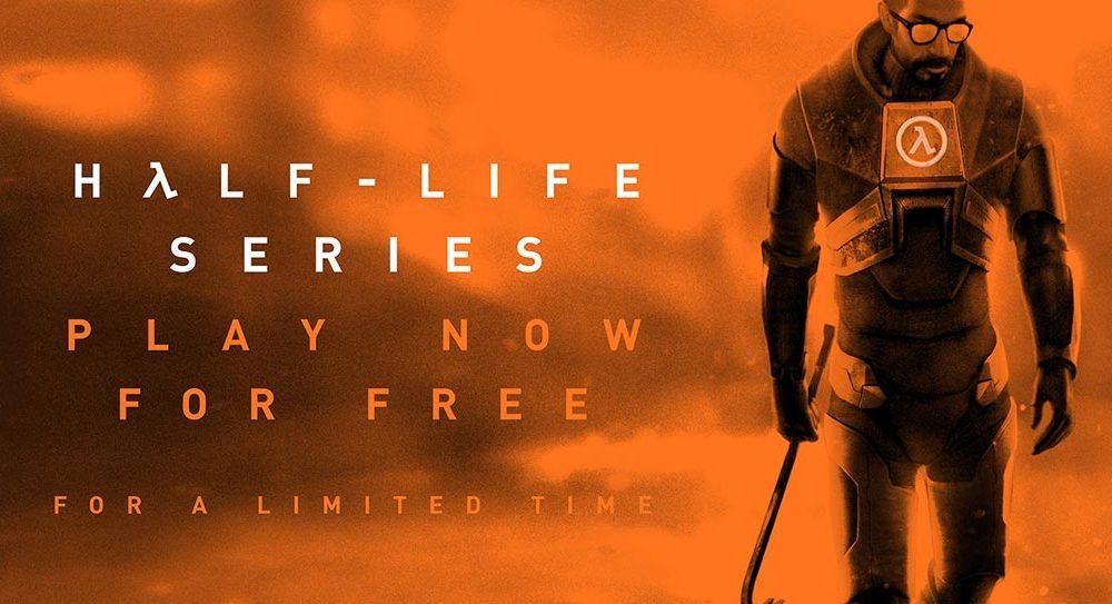 Seluruh koleksi Half-Life gratis untuk dimainkan di Steam hingga Half-Life: Alyx diluncurkan pada bulan Maret