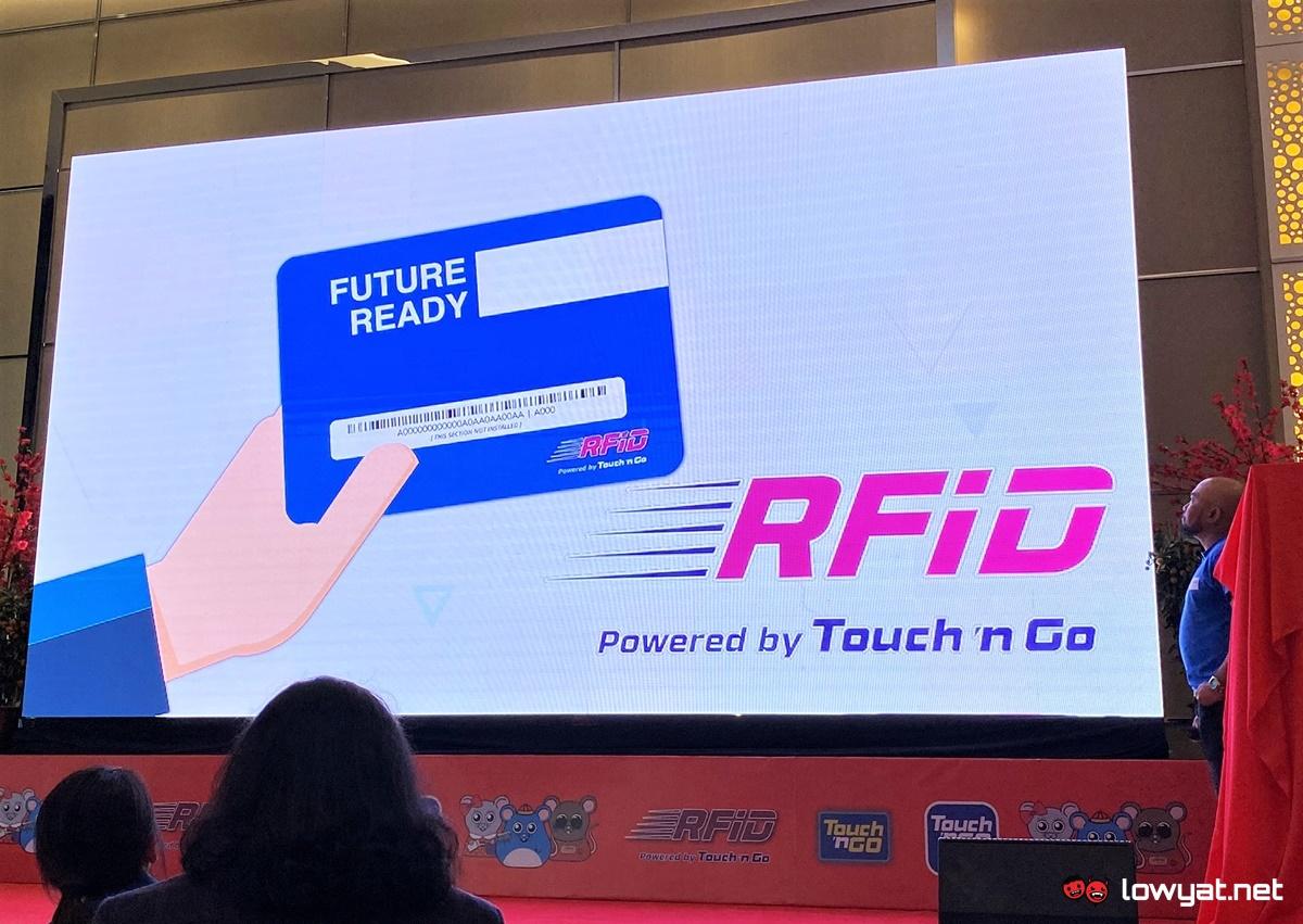 Sentuh 'n Go RFID Untuk Mendukung Bensin dan Parkir Segera; Drive-Thru Eateries Datang Tahun 2021