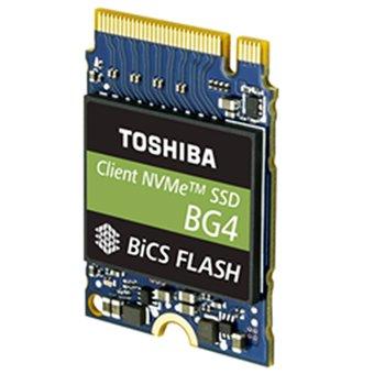 Toshiba BG4 M. Comentarios2 NVMe SSD: uno pequeño, pero rápido ... 2