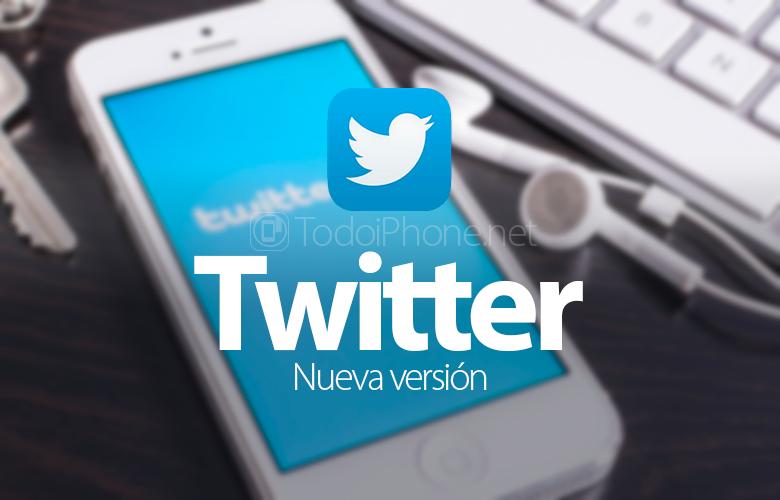 Twitter  para iPhone ahora con soporte para «Touch 3D» y «Peek and Pop» 2