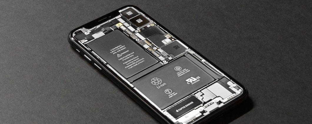 UE: baterai ponsel cerdas yang mudah diganti