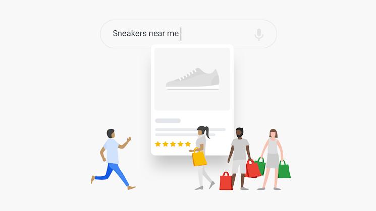 [Update: Shopping app arrives] Google Express sekarang adalah Google Shopping, Feed, dan YouTube integrasi segera hadir