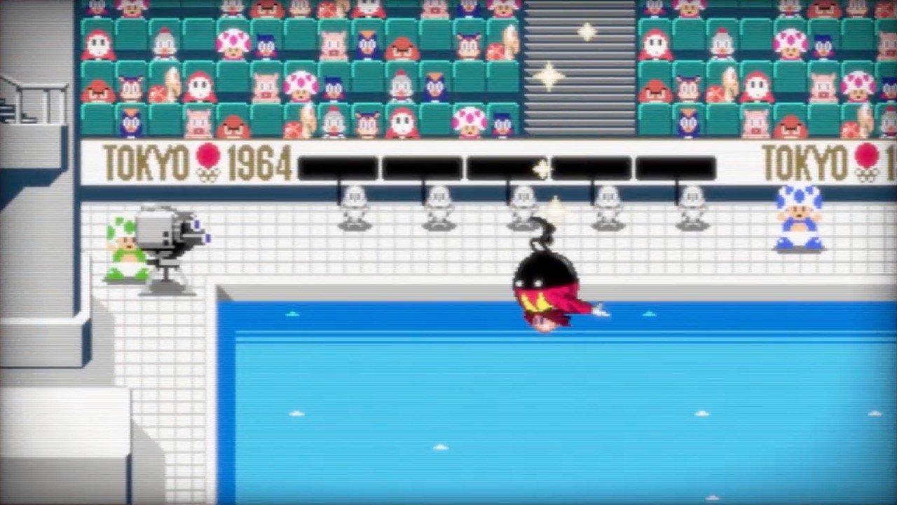 Lihat Aksi 2D Klasik Di Mario & Sonic Di Olimpiade Tokyo 2020