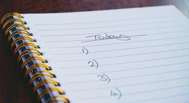 Vea en detalle cómo hacer su lista de tareas con Todometer