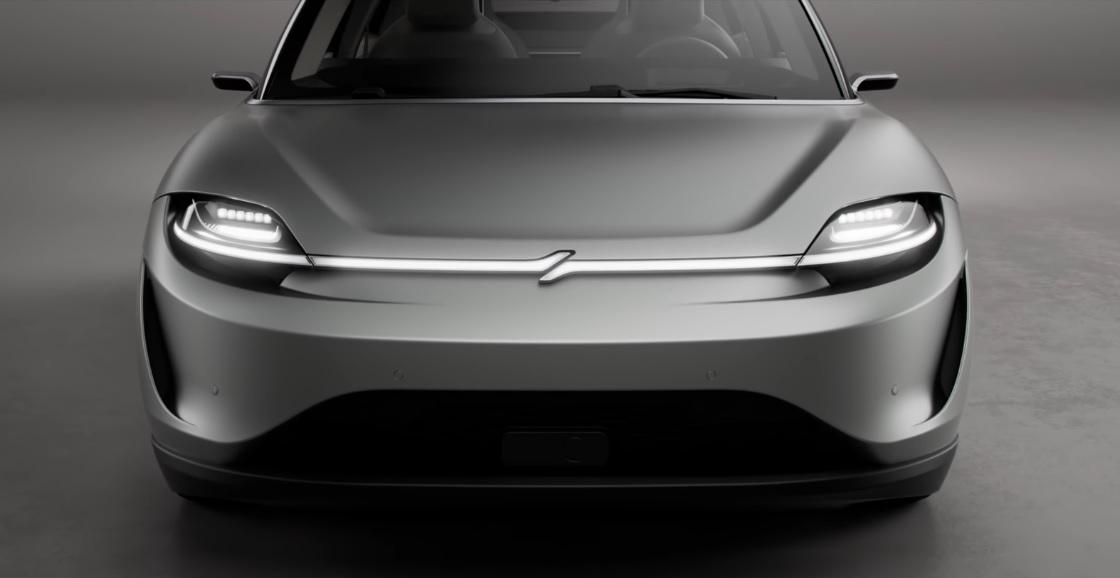Vision-S on Sonyn ensimmäinen sähköauto