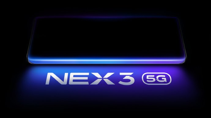 Vivo Nex 3 5G menunjukkan dirinya dalam video teaser