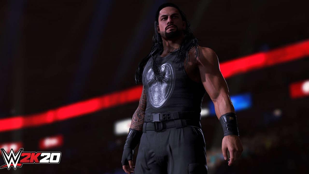 WWE 2K20: Roman Reign's Matches Paling Besar Subjek Mode Menara 1