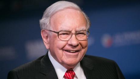 Warren Buffett meninggalkan ponsel USD 20-nya: sekarang dia menggunakan iPhone 1
