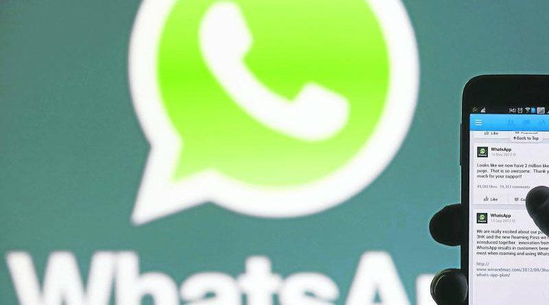 WhatsApp ylittää 2.000 miljoonaa käyttäjää