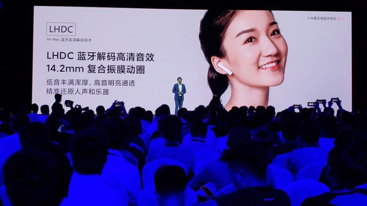 Xiaomi Air 2 benar-benar headphone Bluetooth nirkabel diluncurkan pada 399 Yuan 1
