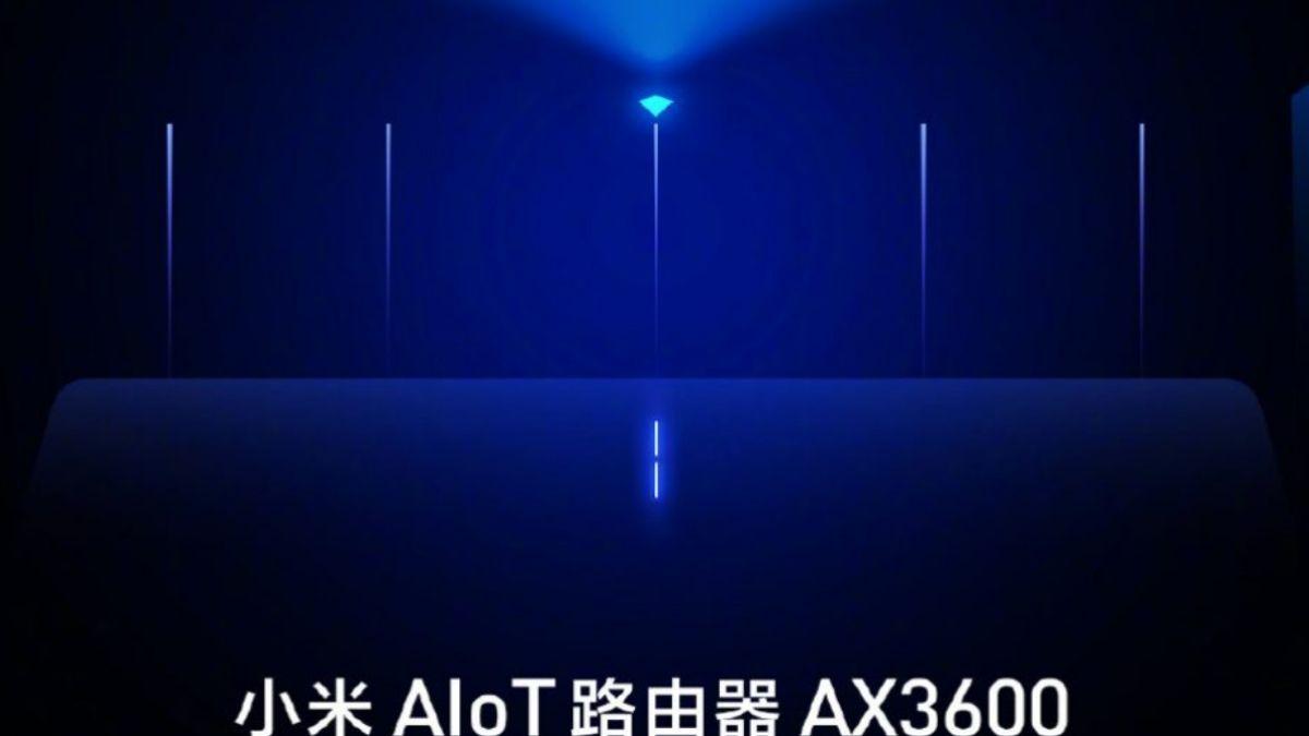 Xiaomi ilmoitti AIoT-reitittimestään, AX3600 7 antenni