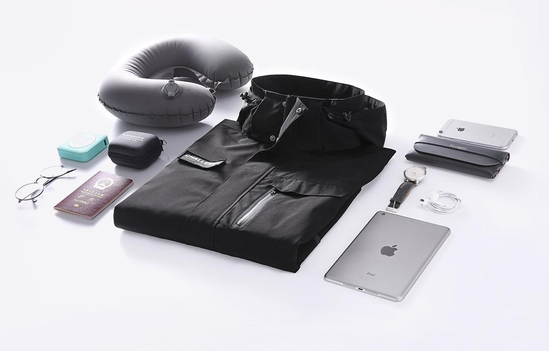 Xiaomi meluncurkan jaket perjalanan baru tempat Anda dapat menyimpan semua gadget dengan aman