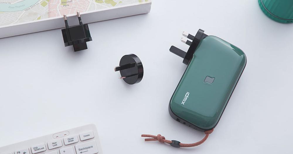 Xiaomi menjual di Youpin gadget baru yang akan menjadi penting dalam perjalanan Anda